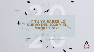 2020 y marketing