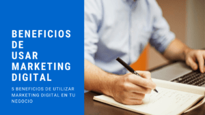 Marketing Digital Beneficios