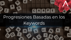 Progresiones en Keywords