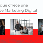 Servicios que ofrece una Agencia de Marketing Digital